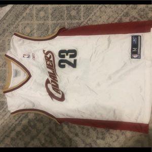 Vintage LeBron Jersey